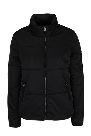 Jacheta matlasata neagra pentru iarna - Jacqueline de Yong Lion