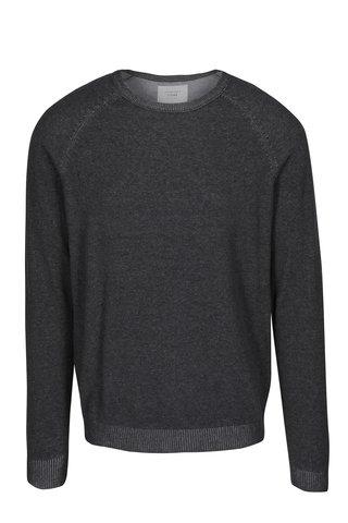 Tmavě šedý svetr Jack & Jones Ryde