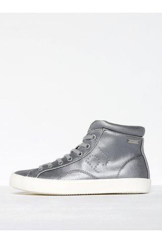 Pantofi sport tip gheata pentru femei  Pepe Jeans Clinton Sally