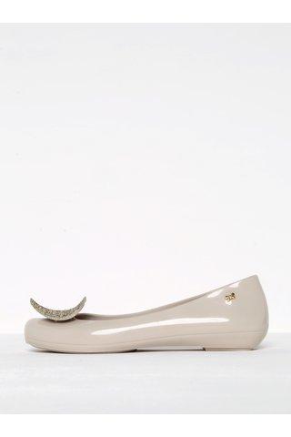 Balerini crem din cauciuc parfumat cu inima Zaxy Glamour
