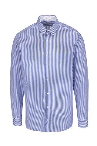 Modrá pruhovaná košile VAVI