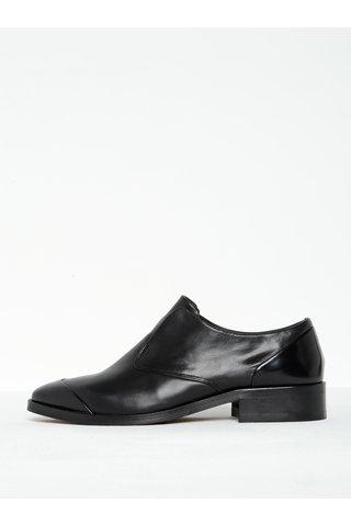 Pantofi din piele naturala negri pentru femei - Royal RepubliQ