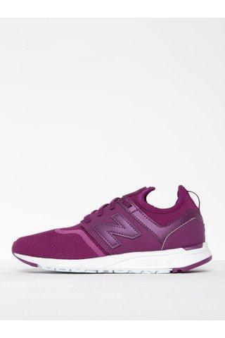 Pantofi sport mov pentru femei - New Balance 247
