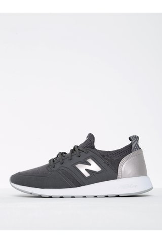 Pantofi sport gri inchis pentru femei - New Balance