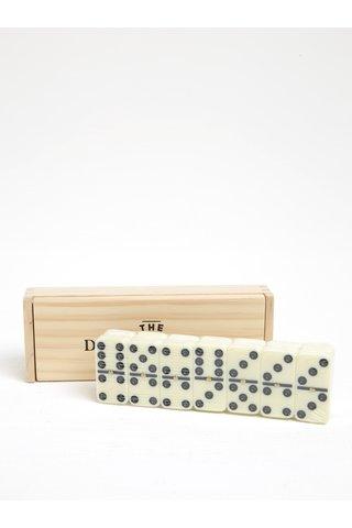 Joc domino in cutie de lemn - CGB