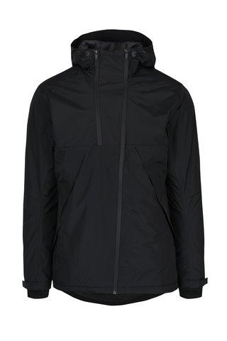 Jacheta neagra functionala si impermeabila pentru barbati - Jack & Jones Tedge
