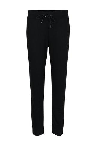 Pantaloni sport negri cu snur in talie Nike Sportswear Modern