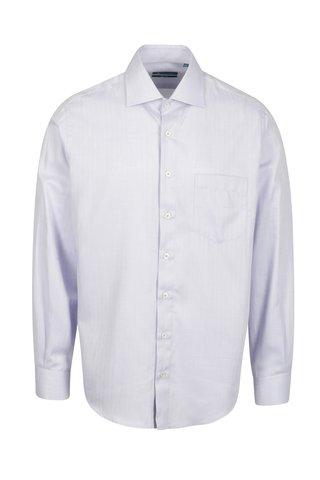 Světle fialová formální regular fit košile Braiconf Maxmilian