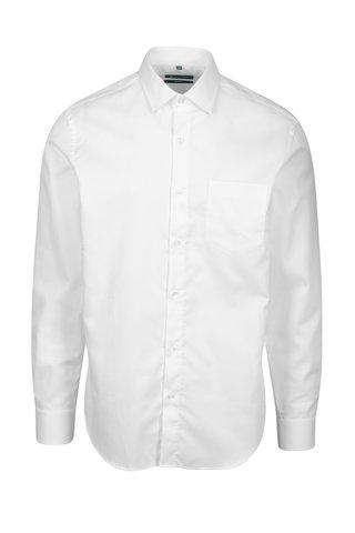 Bílá formální slim fit košile Braiconf Cristian