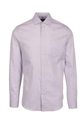 Světle fialová formální super slim fit košile Braiconf Narcis