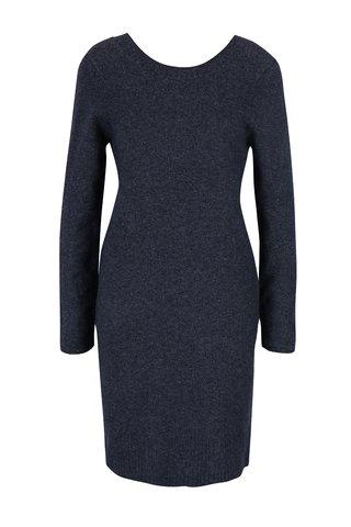 Rochie pulover albastru inchis VILA Specific
