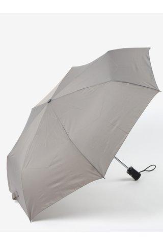 Umbrela gri telescopica pentru femei RAINY SEASONS Moon