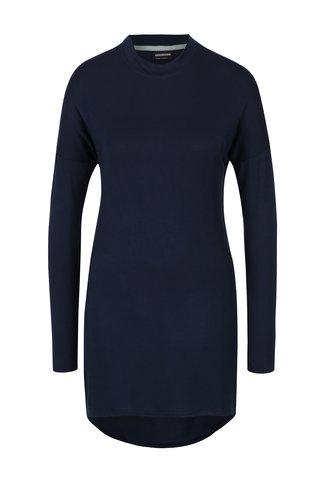 Rochie albastru inchis cu decupaj la spate  Noisy May Devisonare