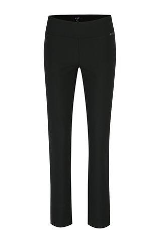 Pantaloni negri regular fit Yest