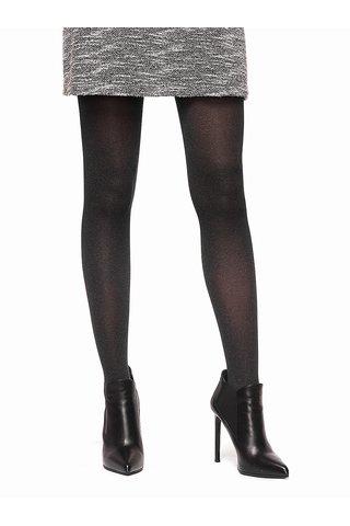 Tmavě šedé punčochové kalhoty Oroblu Colette