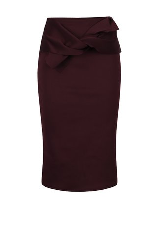 Fusta bordo cu nod Dorothy Perkins
