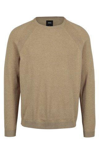 Pulover barbatesc bej - Burton Menswear London