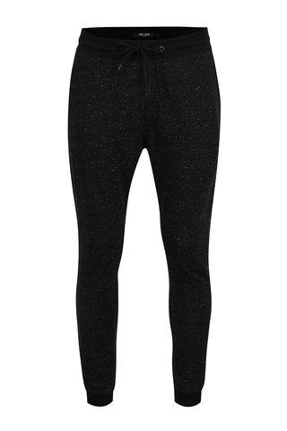 Pantaloni sport negru melanj ONLY & SONS Fiske