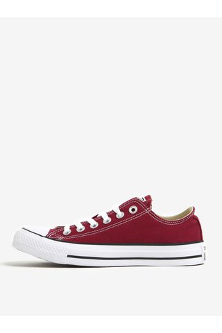 Bascheti unisex bordo Converse Chuck Taylor All Star Seasonal