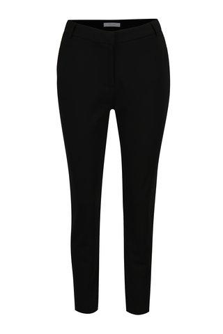 Pantaloni negri cu detalii aurii  VILA Class