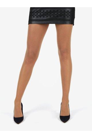 Set de doua dresuri extra durabile de culoarea pielii Bellinda Absolut Resist Pantyhose 15 DEN