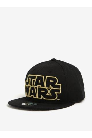 Sapca neagra & galbena pentru barbati Star Wars
