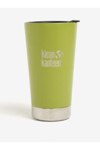 Cana termos verde & alb  Klean Kanteen Insulated Tumbler 473 ml