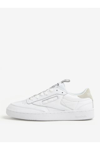 Pantofi sport din piele naturala pentru barbati - Reebok CLUB C 85 IT