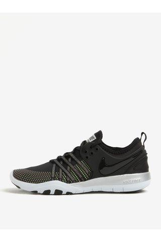 Pantofi sport negri pentru femei - Nike Free TR