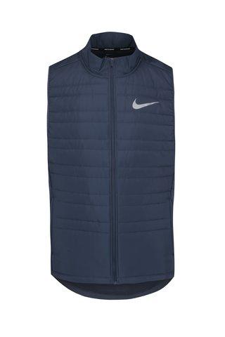 Vesta bleumarin matlasata si impermeabila pentru barbati Nike Essential