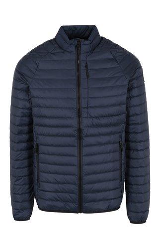 Jacheta matlasata bleumarin cu umplutura de puf  pentru barbati- Superdry Core