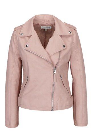 Jacheta biker roz prafuit Miss Selfridge