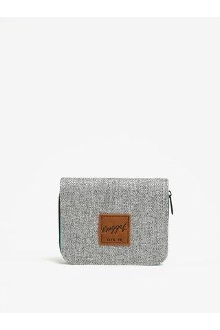 Šedá pánská peněženka NUGGET Leticia