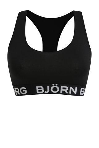 Bustier negru sport - Björn Borg