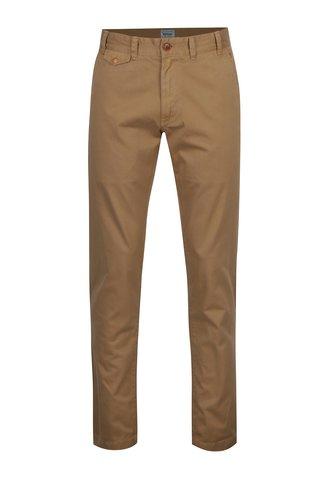 Pantaloni chino bej regular - Barbour Neuston Twill