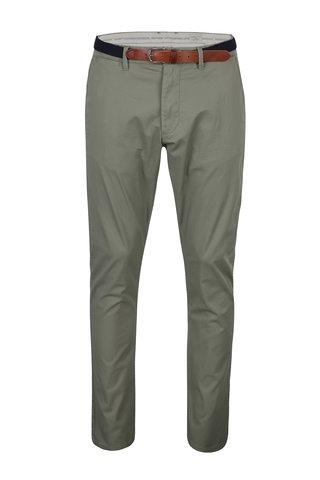 Pantaloni chino kaki  Selected Homme Hyard