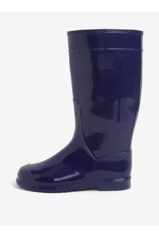 Cizme de ploaie bleumarin pentru femei Oldcom Classic