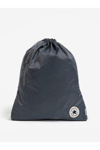 Rucsac unisex gri cu logo - Converse Cinch