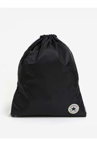 Černý vak s logem Converse Cinch