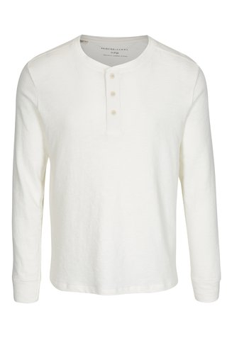 Bluza alb prafuit - Selected Homme Grand