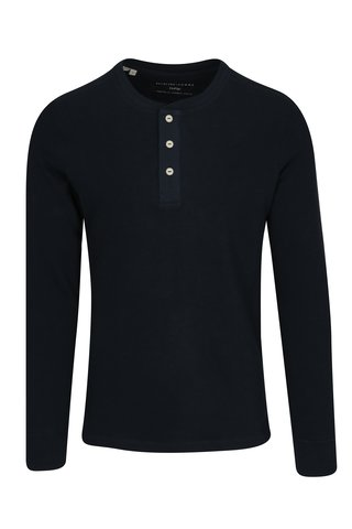 Bluza bleumarin - Selected Homme Grand