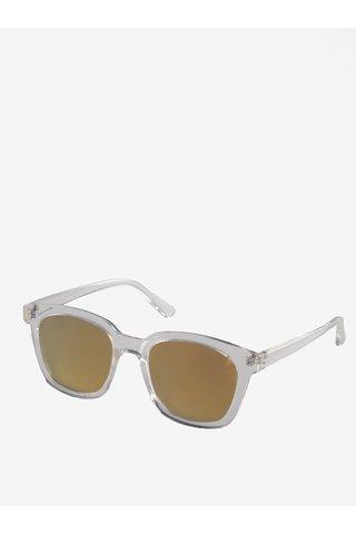 Ochelari de soare cu rame transparente - Pilgrim Mireille