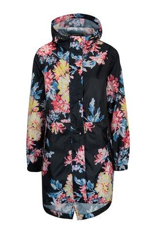 Jacheta parka neagra impermeabila pentru femei - Tom Joule Golightly