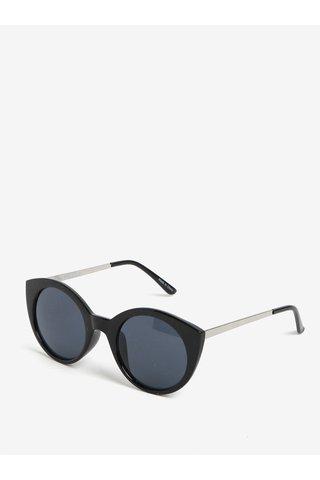 Ochelari de soare negri  - Pieces Malisa
