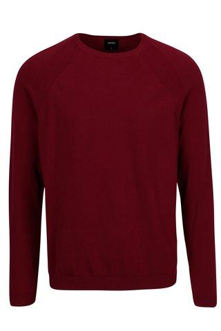 Pulover rosu clasic  Burton Menswear London