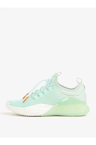 Pantofi sport verzi cu siret Tamaris