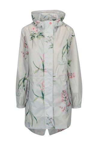 Jacheta parka impermeabila gri deschis pentru femei - Tom Joule Golightly