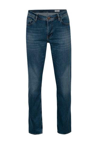 Blugi albastri straight fit pentru barbati - Cross Jeans Antonio