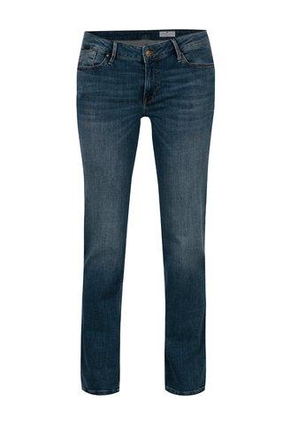 Blugi albastri regular fit pentru femei - Cross Jeans