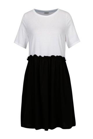 Rochie alb & negru - Noisy May Bon Marche